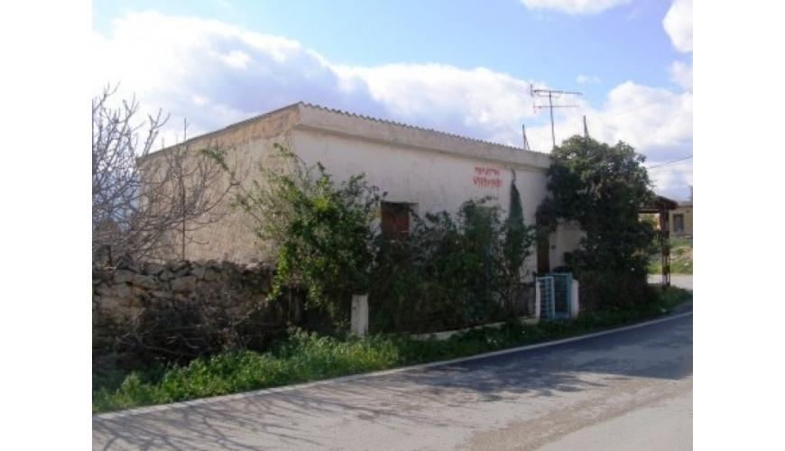 DCR-211 Renovation Project in Kalamitsi Amygdalou - just €78,000