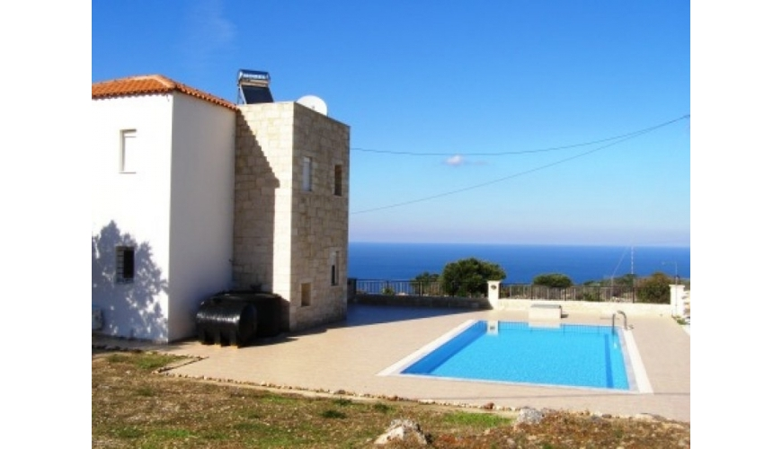 DC-253 3 Bed Villa Kokkino Horio a great buy at just €295,000