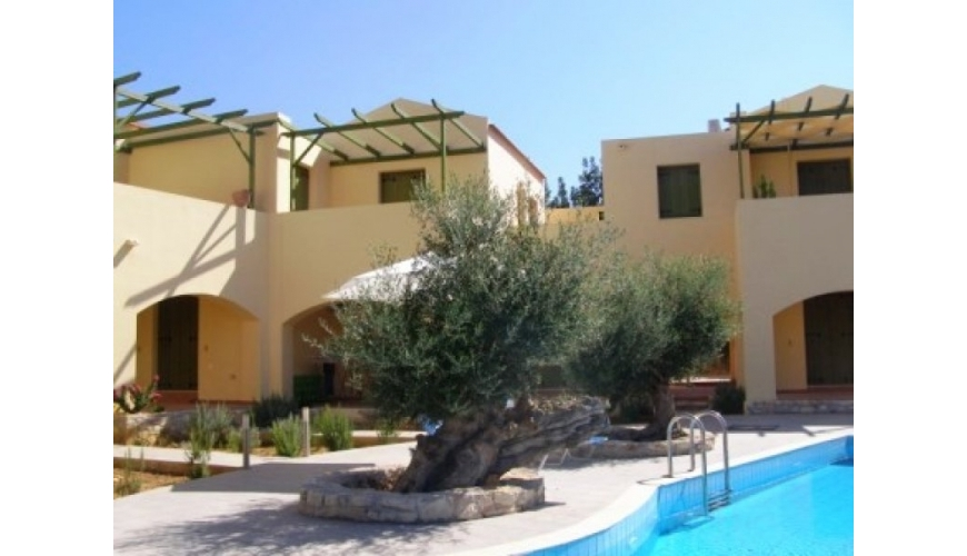 DC-266 Village Apartments Gavalohori priced from €89,000
