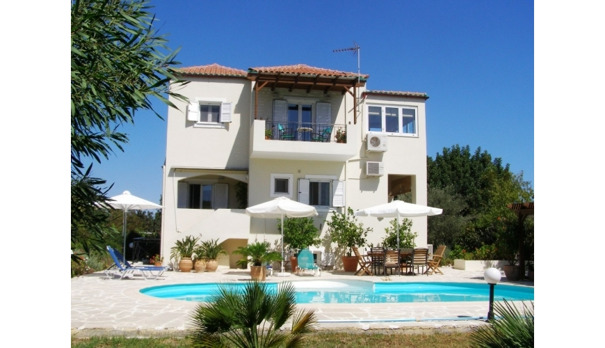 DC-356 High Quality Villa near Aspro Just €429,000