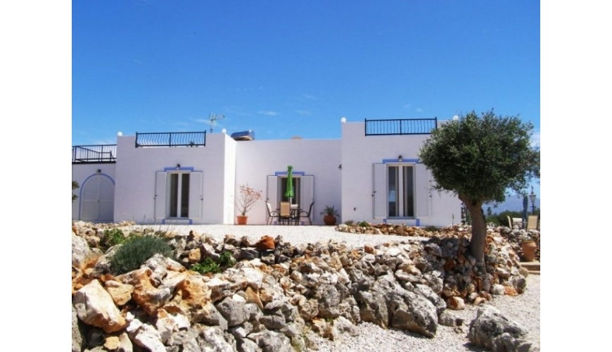 DC-381 3 Bed Villa Kaminia near Drapanos Reduced to Just €290,000