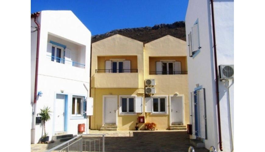DC-410 4 Villas Pool Holiday Rental Business only €399,950