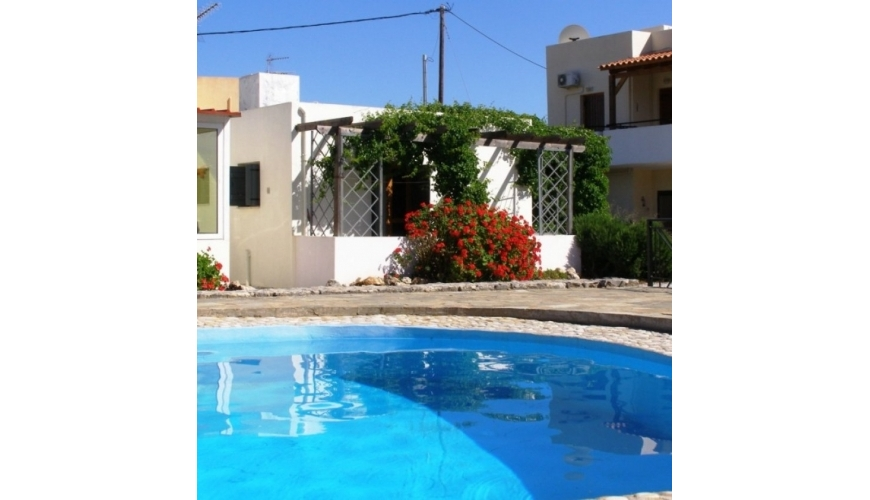 DC-439 2 Bed Villa with Pool in Drapanos Just €65,000