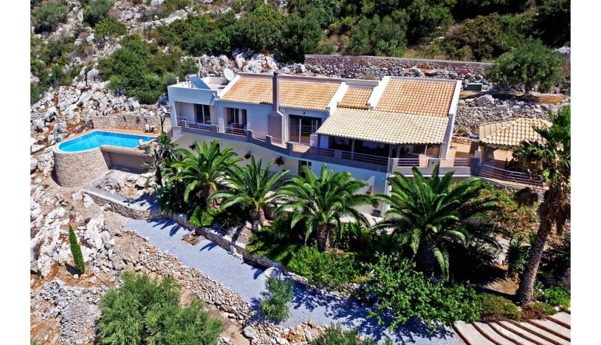 DC-490 Luxury Villa near Almyrida Beach - Just €595,000