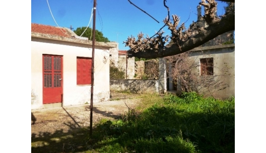 DCR-70 Kefalas Village Renovation - Just €98,000