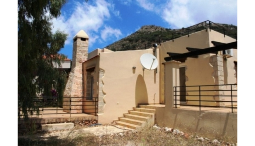 DC-505 3 Bedroom Stone Villa in Drapanos DEPOSIT PAID
