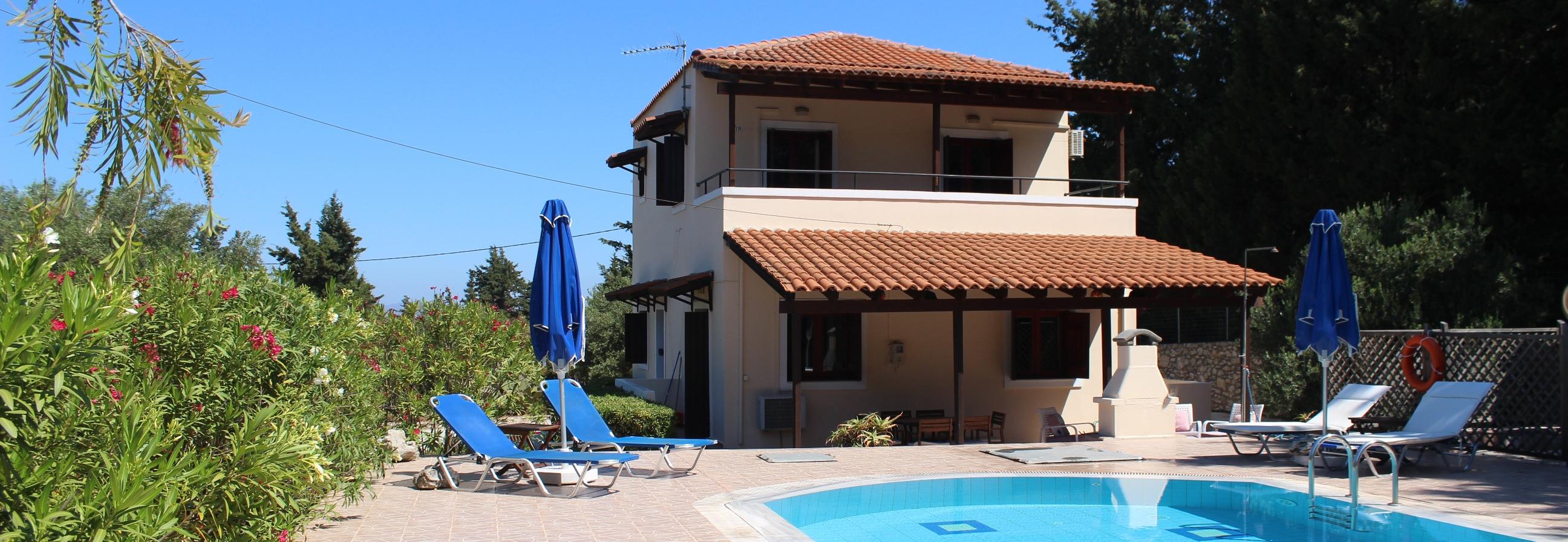 DC-668 3 Bed Villa in Xirosterni €345,000