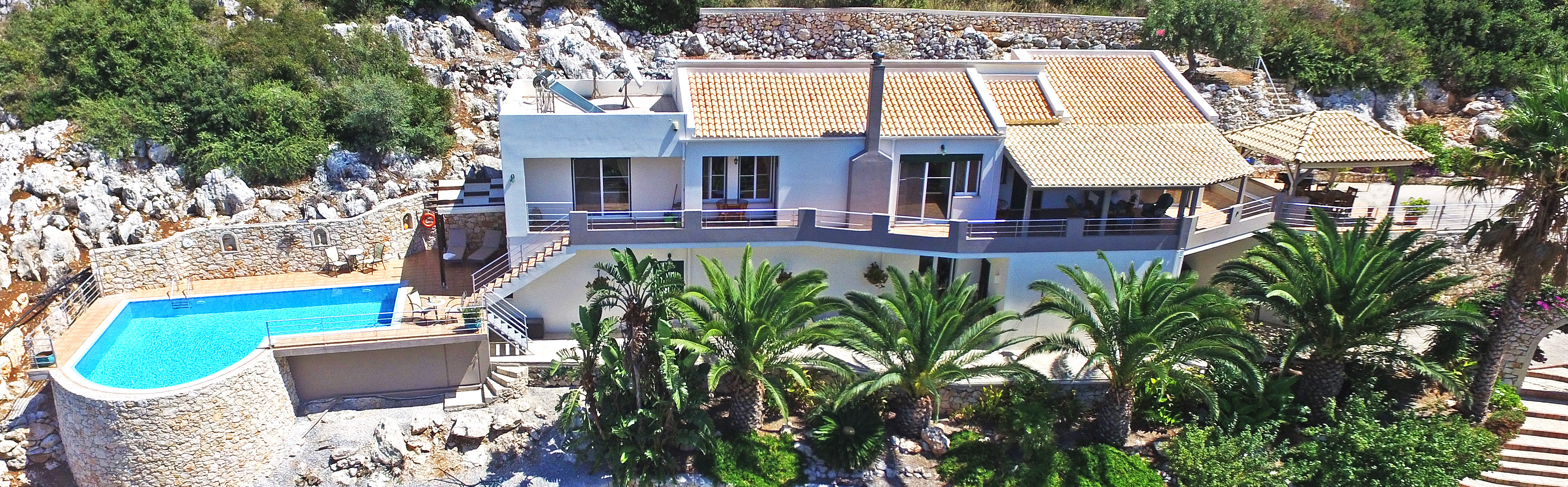 DC-490 Luxury Villa near Almyrida Beach - Just €595,000