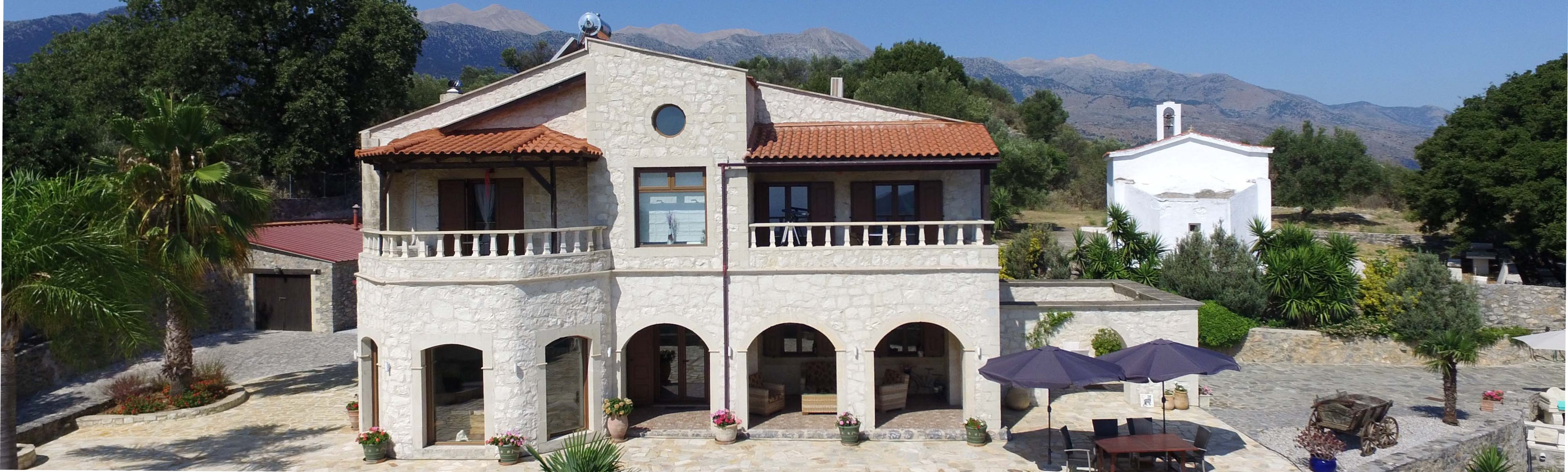 DC-685 - EXCLUSIVE VILLA IN FILIPOS - €1,500,000